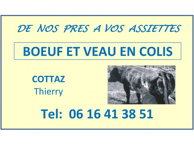 COTTAZ Thierry